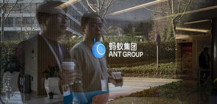 Ant Group & Malaysian e-wallet venture with CIMB