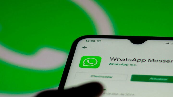 Warning: Scammers trying to hijack user WhatsApp account