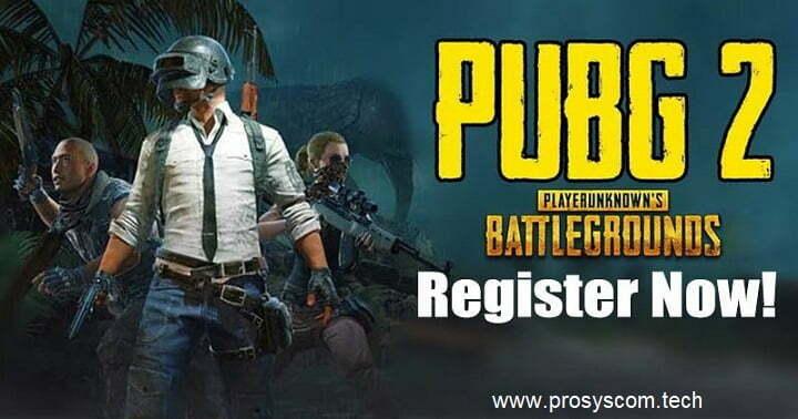 PUBG Mobile 2 Open for Pre-Registration for Pubg lovers