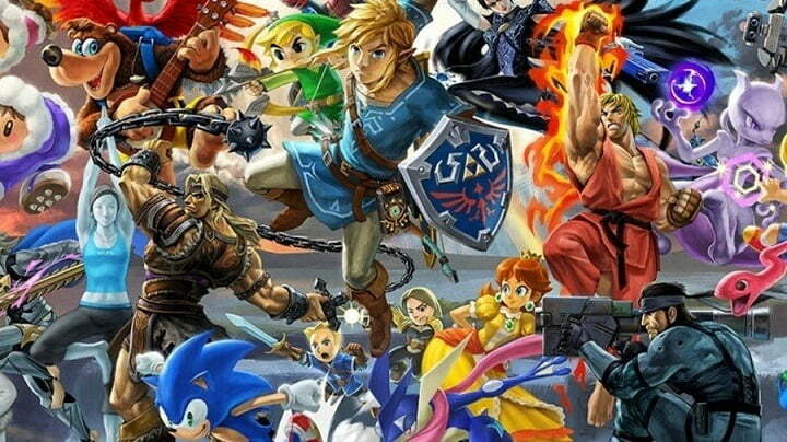 Smash Bros free 'Spirit Board Challenge Pack 7' Now