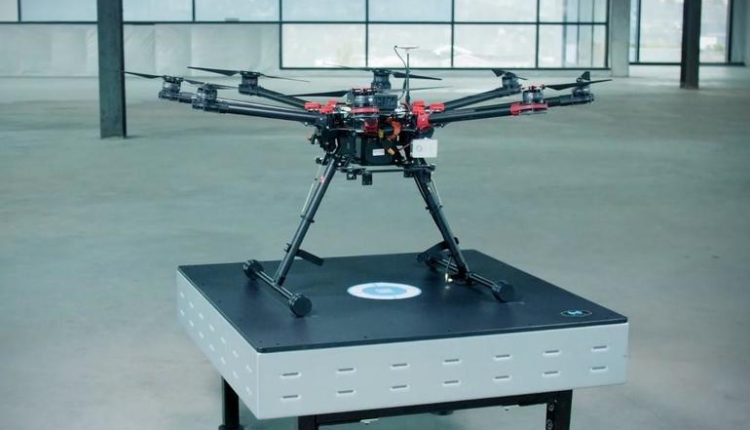 How wireless charging could unlock commercial drone potential
