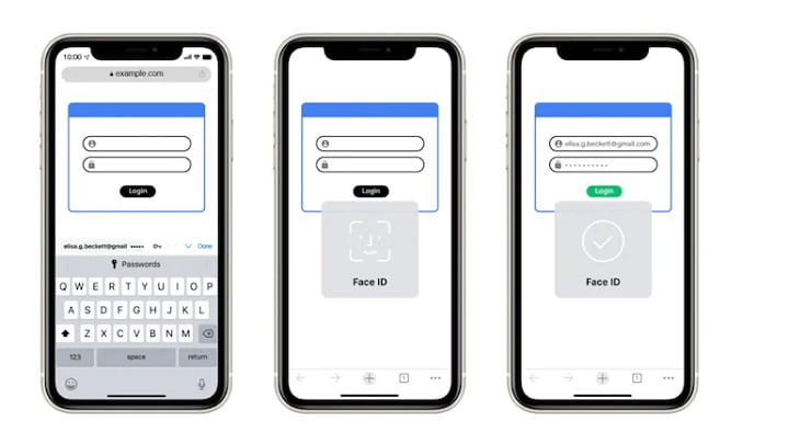 Google Adding Face ID Support to Chrome for iOS
