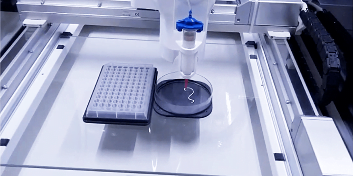 New bioprinting technique allows for complex microtissues