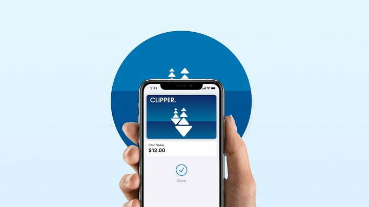Apple partnership with Clipper for support 'Clipper card' on Apple Pay