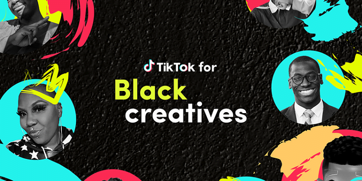 TikTok select 100 Users for Its incubator program 'Black Creatives'
