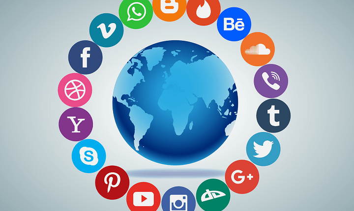What are the top social media platforms for small businesses