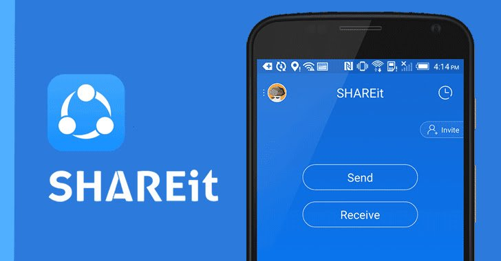 Multiple unpatched vulnerabilities in ShareIT Android App