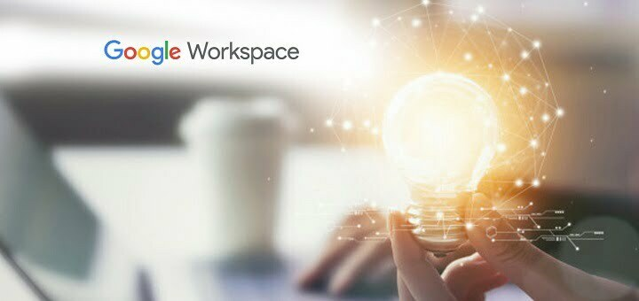 Google Workspace enhanced for remote and hybrid working