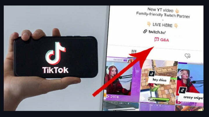 TikTok introduces Q&A feature for send questions to content creators