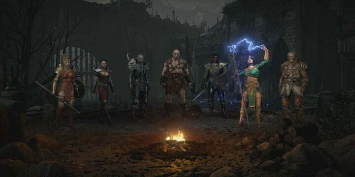 Diablo 2 Resurrected Players Can Import Saves From Original Game