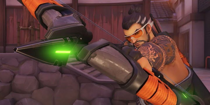 Overwatch new patch with several new graphics options for Xbox