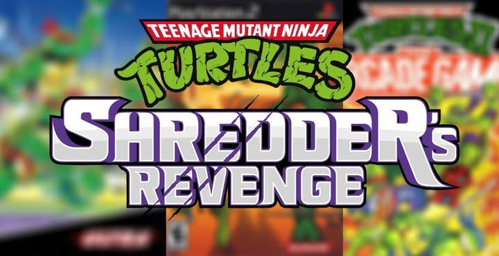 TMNT Games to Play Before Shredder Revenge Releases
