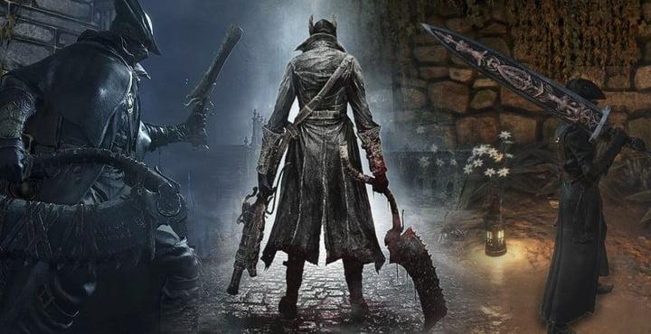 Bloodborne 2 should address the original weapon problem