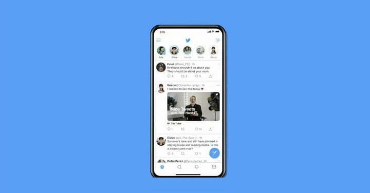 Twitter app for iOS begins testing support for watching YouTube videos