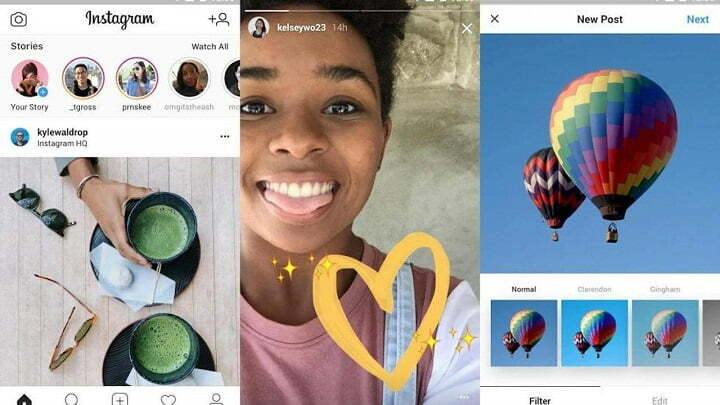 Facebook working on new version of Instagram for kids