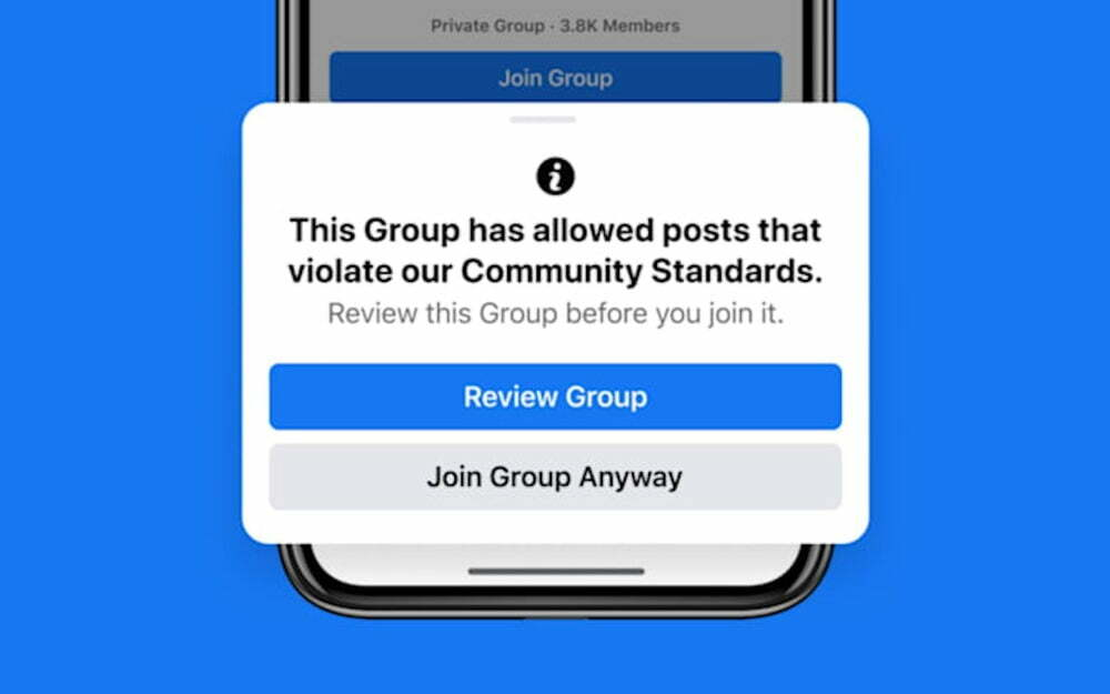 facebook-crack-down-on-groups-that-break-its-rules-repeatedly