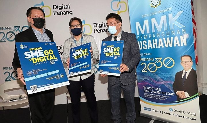 Cash aid to help 1,000 SMEs go on digital journey