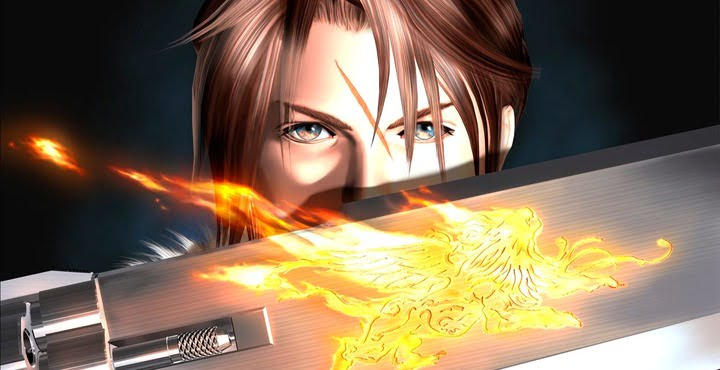 Final Fantasy VIII Remastered launches for iPhone and iPad
