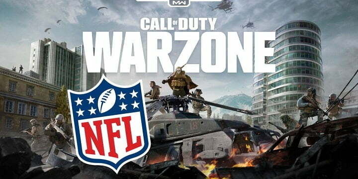 Call of Duty: Warzone Match May Have Broken an NFL Trade
