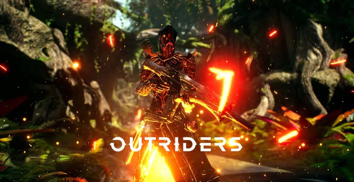 Outriders Shows Off Ultimate Fire Witch Pyromancer Class Build
