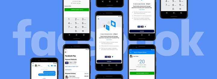 Facebook Pay Introduces QR Codes for P2P Payments