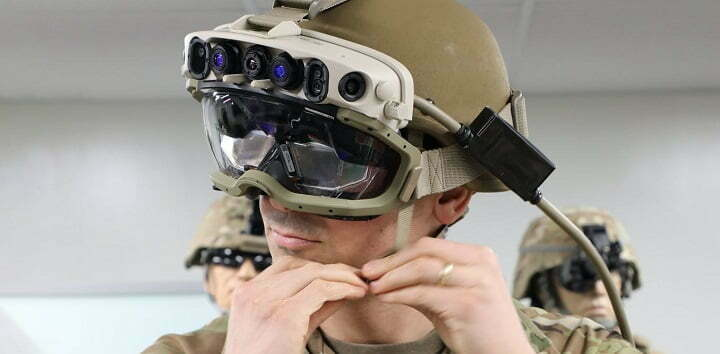 Microsoft make US$22 billion worth of AR headsets for US Army
