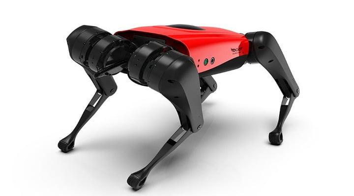 The ulti-mutt pet? Chinese tech company develops robo-dogs
