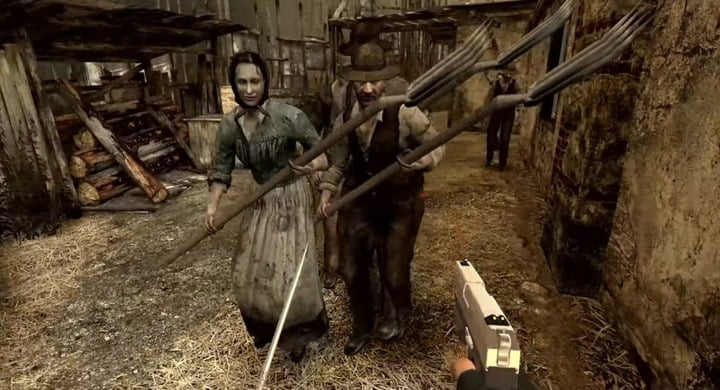 Resident Evil 4 VR Version Confirmed for Oculus Quest 2