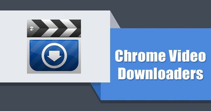 5 Best Google Chrome Extensions to Download Videos