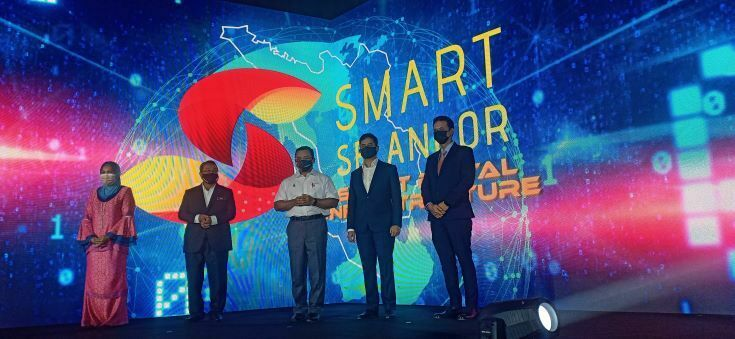 Selangor partners with Amazon with TM for smart digital infrastructure