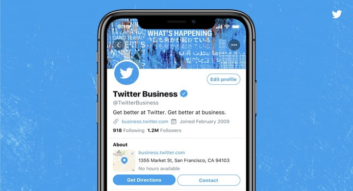 Twitter 'Professional Profiles' Let Monetization Among Businesses