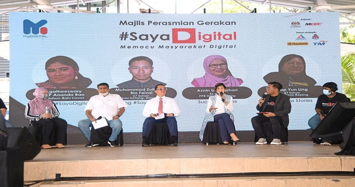 Mdec empowering vulnerable groups with digital skills