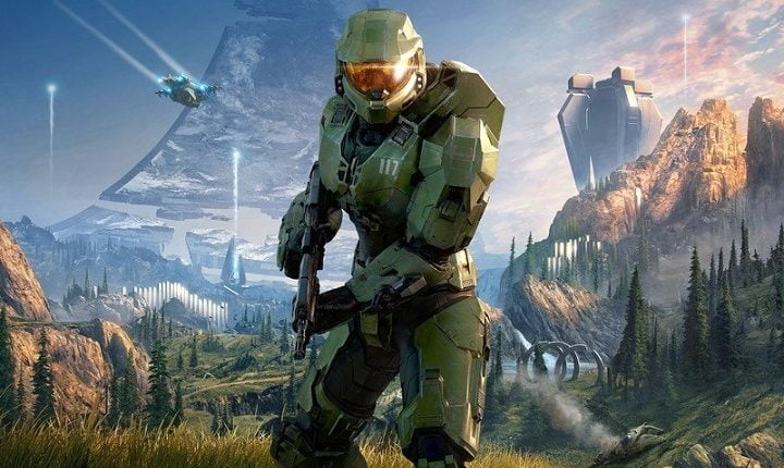 Halo Infinite support crossplay and cross-progression on Xbox & PC