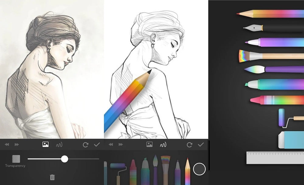 Papercolor Drawing App