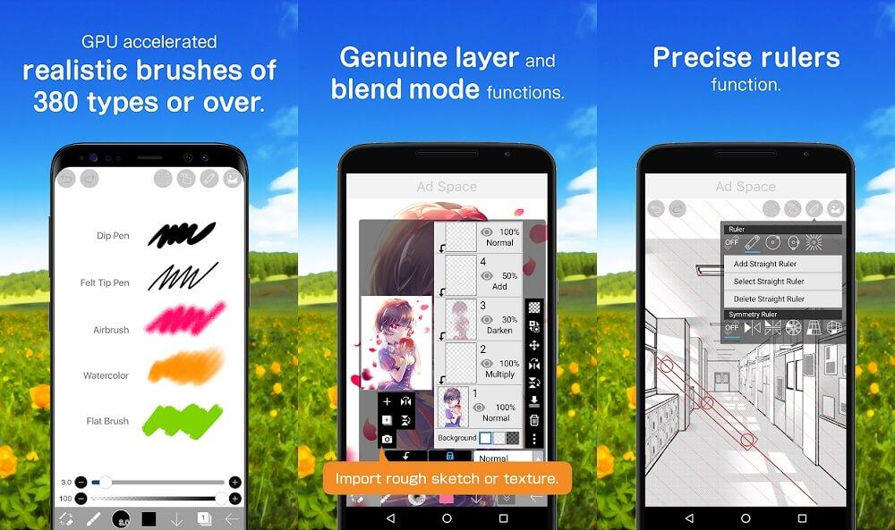 Ibis Paint X App
