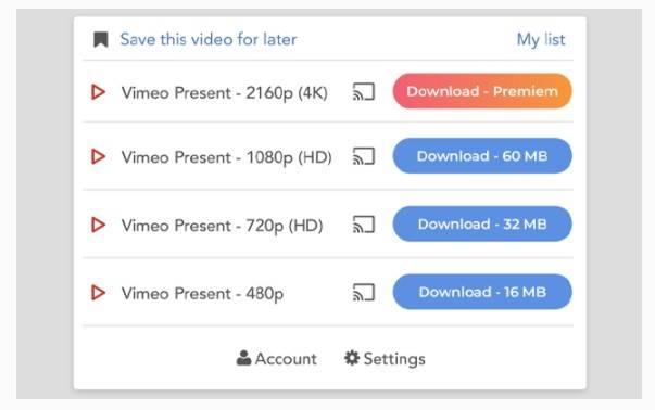 Video Downloader Plus