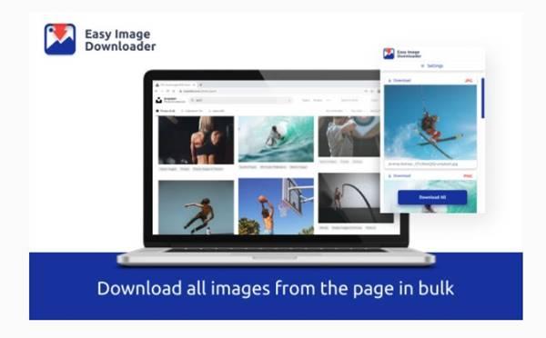 Easy Image Downloader