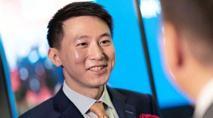 Singaporean Shou Zi Chew new CEO of popular Chinese video app TikTok