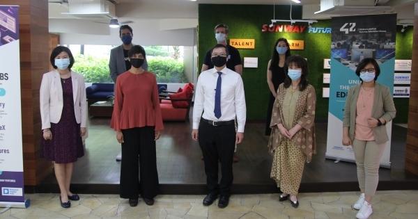 MDEC, Sunway Education kick off Malaysia first free coding school