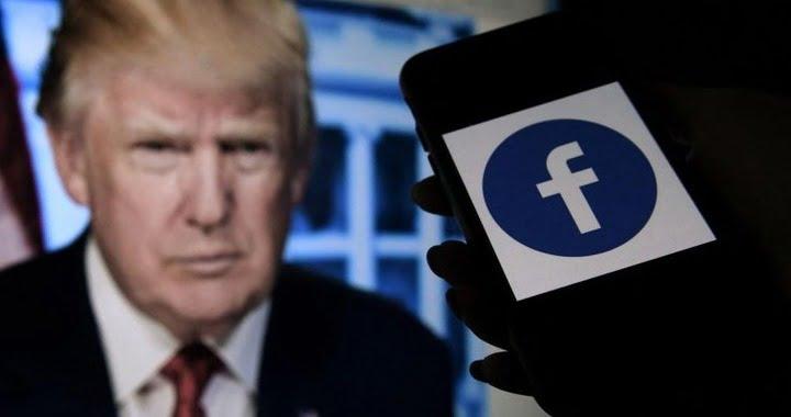 Facebook oversight board upholds Trump suspension