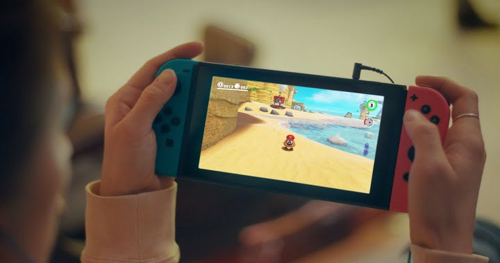 Apple Developing Nintendo Portable Hybrid Games Console