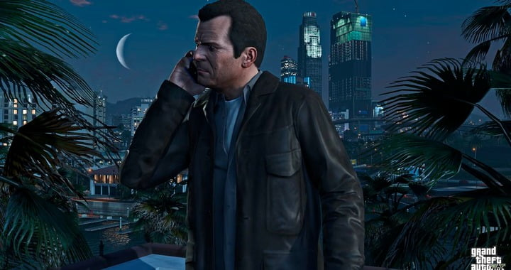 Grand Theft Auto V coming to PS5 and Xbox Series X in November
