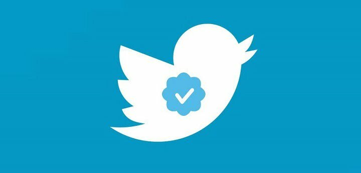 Twitter relaunch blue badge verification with 6 categories
