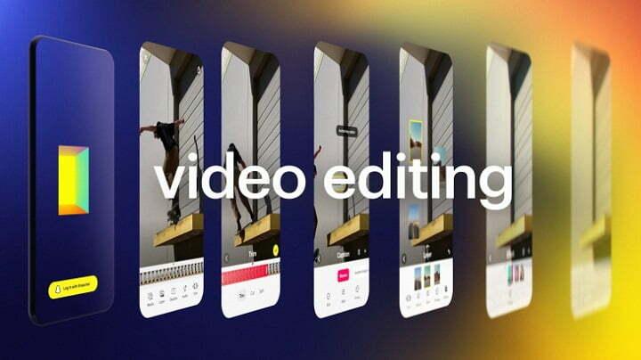 Snap new video editing app 'Story Studio' for content creators