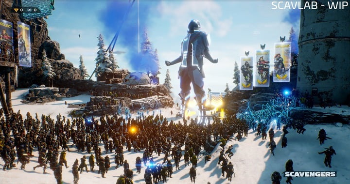 Scavengers game gets a massive player event on May 29