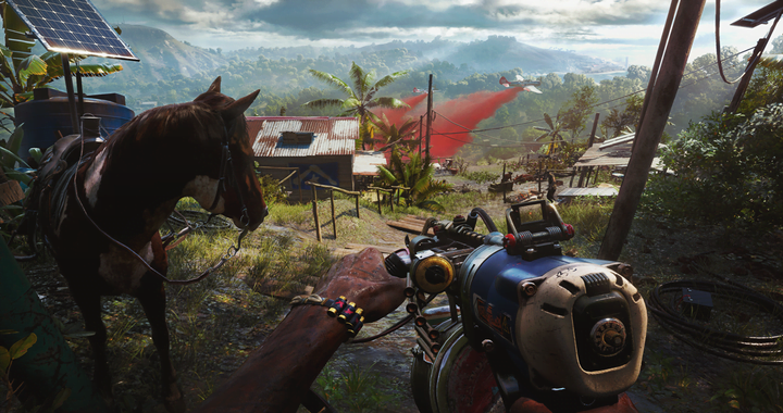 Far Cry 6 release date set for 7 October 2021