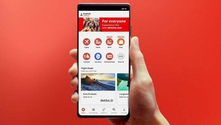 AirAsia digital businesses to become Asean's leading super app