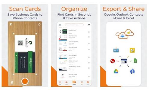 Business Card Scanner by EclixTech