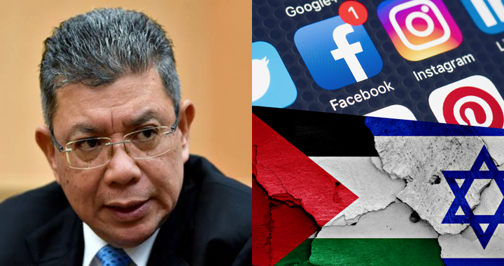 Malaysia MCMC now monitoring social media for pro-Israel bias
