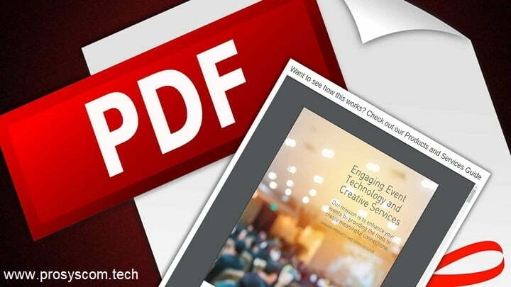 Top 3 PDF Services in 2021